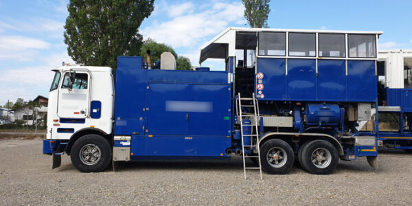 Cementing Unit for sale in Europe 2