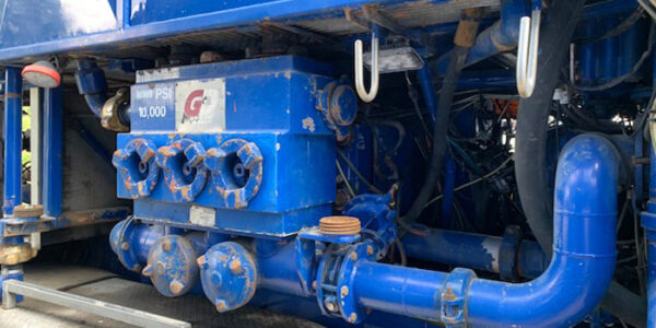 Cementing Unit for sale in Europe 3
