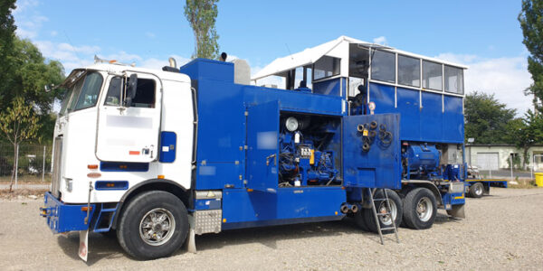 Cementing Unit for sale in Europe 5