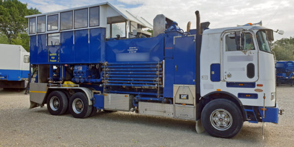 Cementing Unit for sale in Europe 7