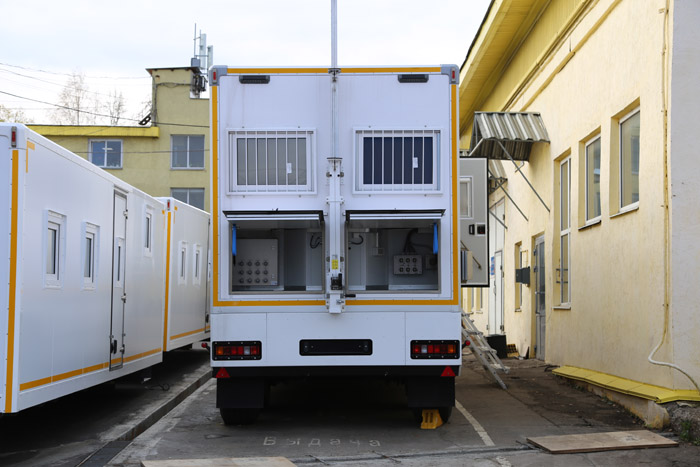 Data Van available for sale in Europe 4