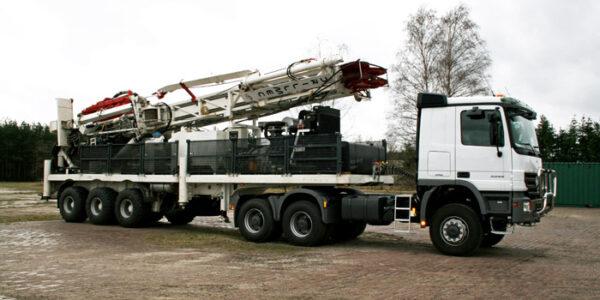Drilling Rig Futura 1 Drillmec HH 75-2