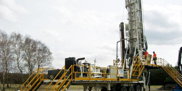 Drilling Rig Futura 1 Drillmec HH 75-3