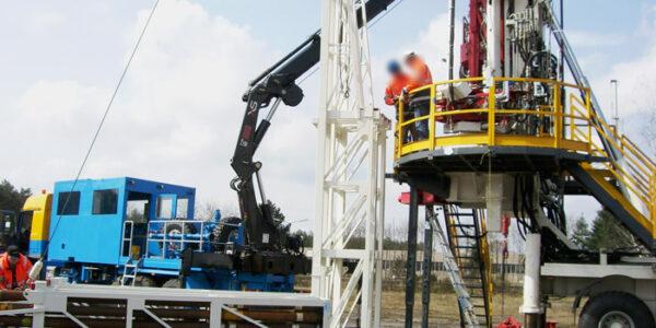 Drilling Rig Futura 1 Drillmec HH 75-4