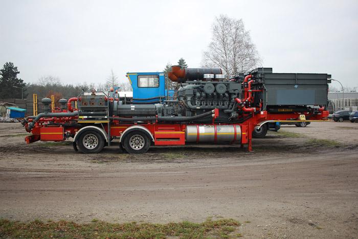 Frac Pumping Unit 2250 BHP 3