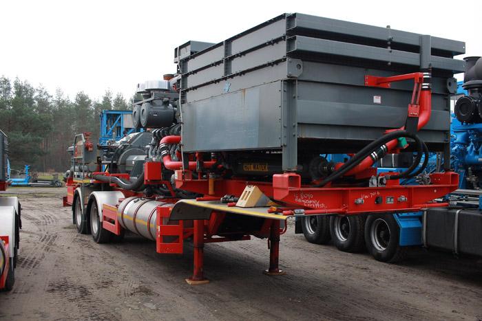 Frac Pumping Unit 2250 BHP 4