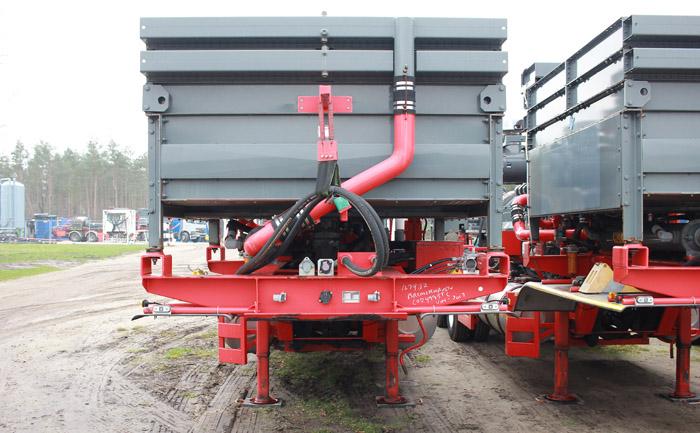 Frac Pumping Unit 2250 BHP