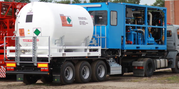 N2 Pumping Unit for sale in Europe 2