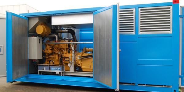 Pump Container TWS600