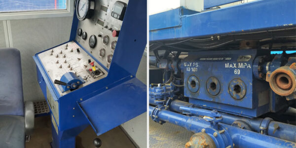 Single Pump Unit for sale in Europe 2
