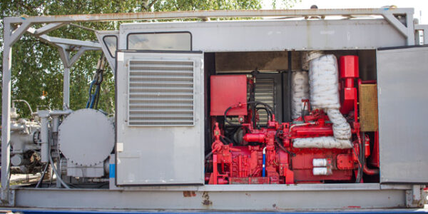 Twin Pump Skid for sale in Europe 3